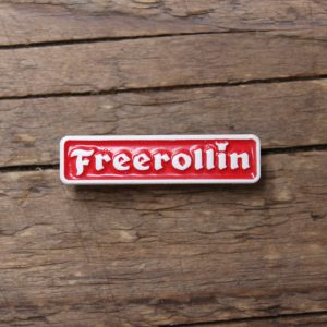 Freerollin-Pin-White