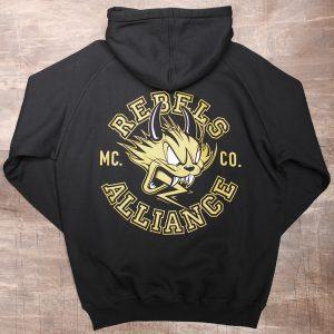 fighting-wildcats-hoodie-back