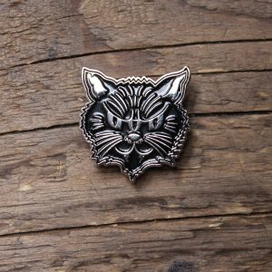 all-seeing-cat-pin-silver