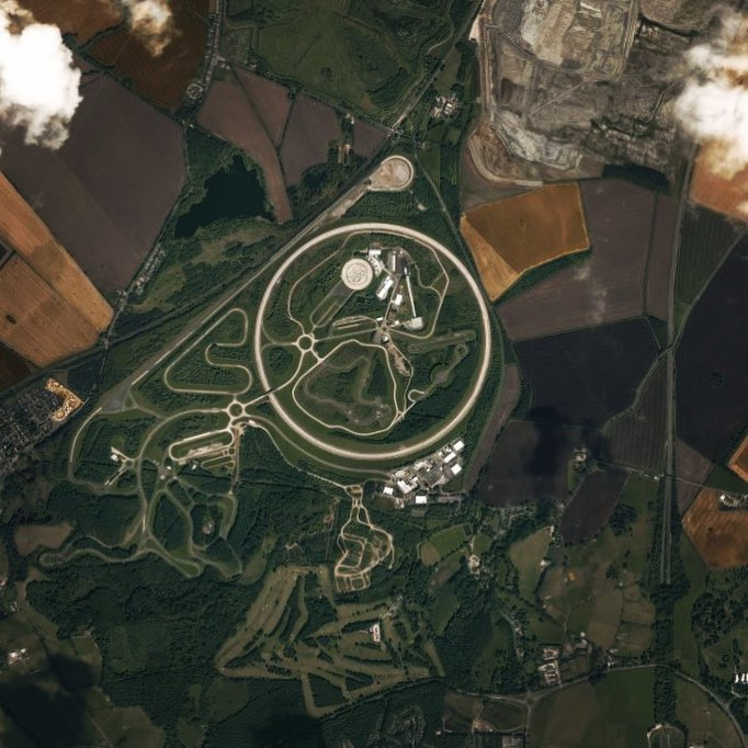 Millbrook Proving Ground, Bedfordshire