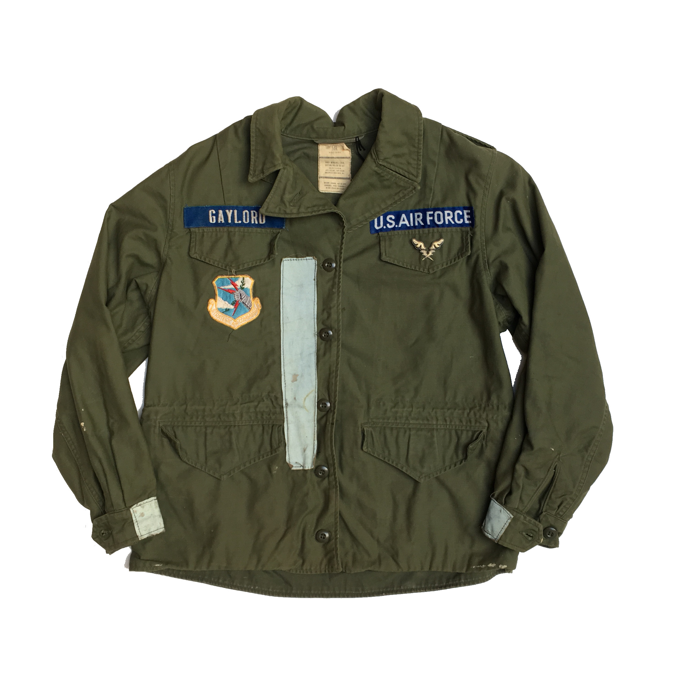 air force field jacket