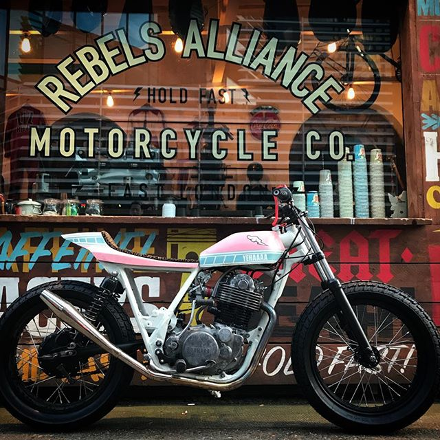 Rebels Alliance Motorcycle Co.