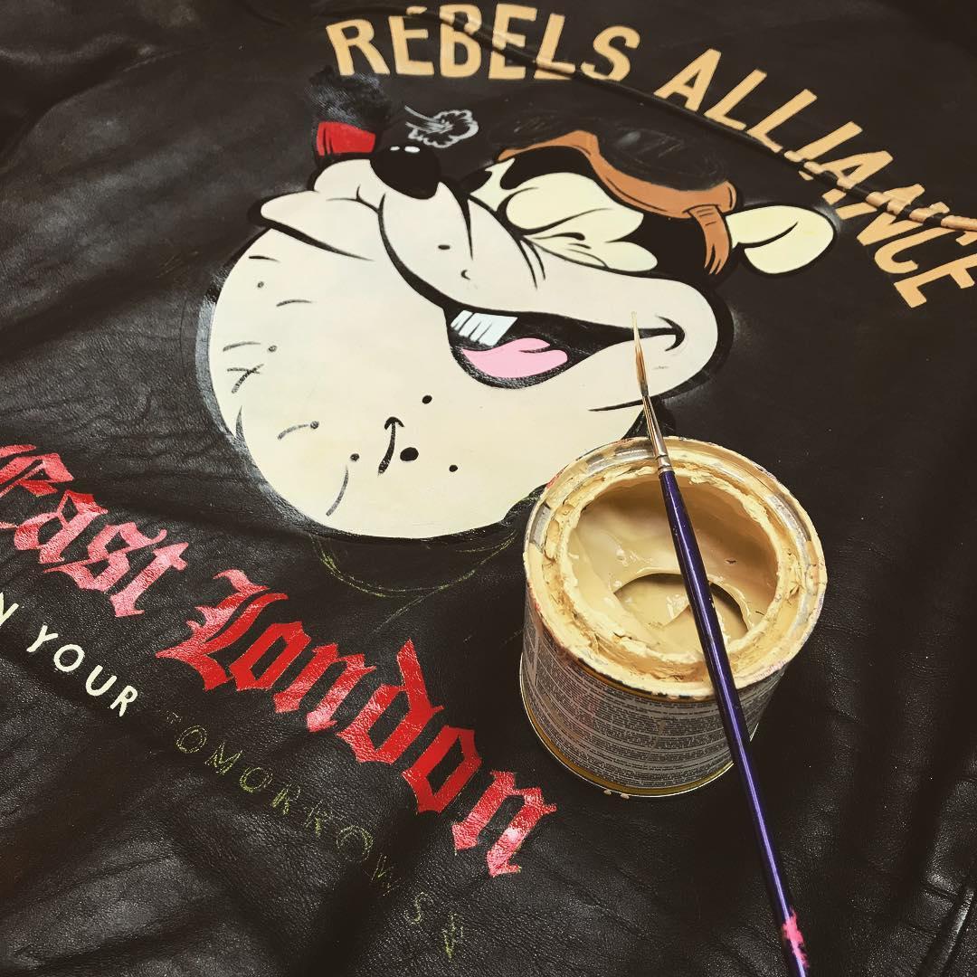 Rebels Alliance MC.Co.